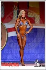 2014 Arnold Classic IFBB Pro Fitness Class