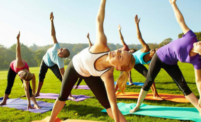 Spring into your Best Body! Your New Favorite Outdoor Workout.