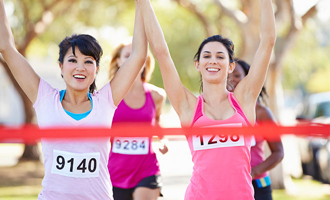 Train for your first Half-Marathon