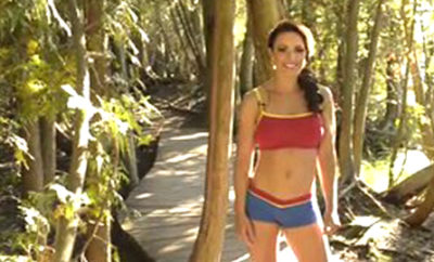 Natalie Waples on Cardio