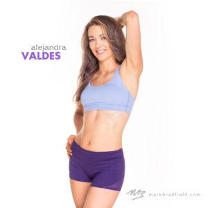 Training & Fitness Magazine Vancouver Canada Casting Call Alejandra Valdes